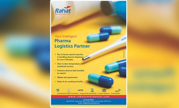 Your Intelligent Pharma Logistics Partner