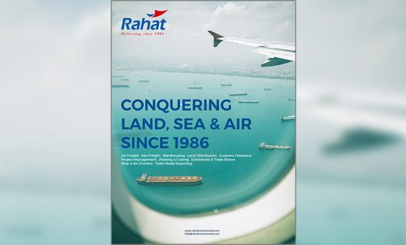 Conquering Land, Sea & Air