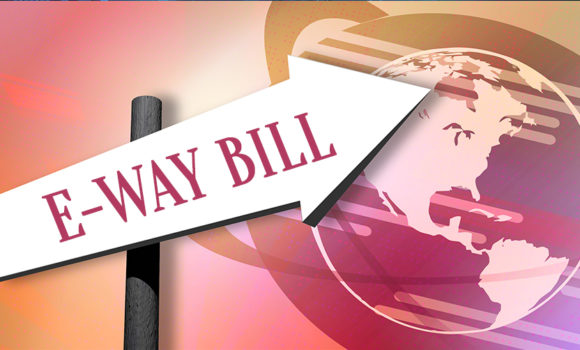 E-way bill application deferred